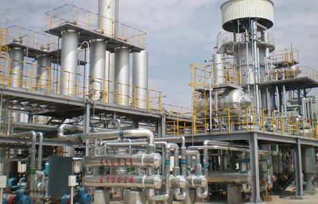 Gas purification