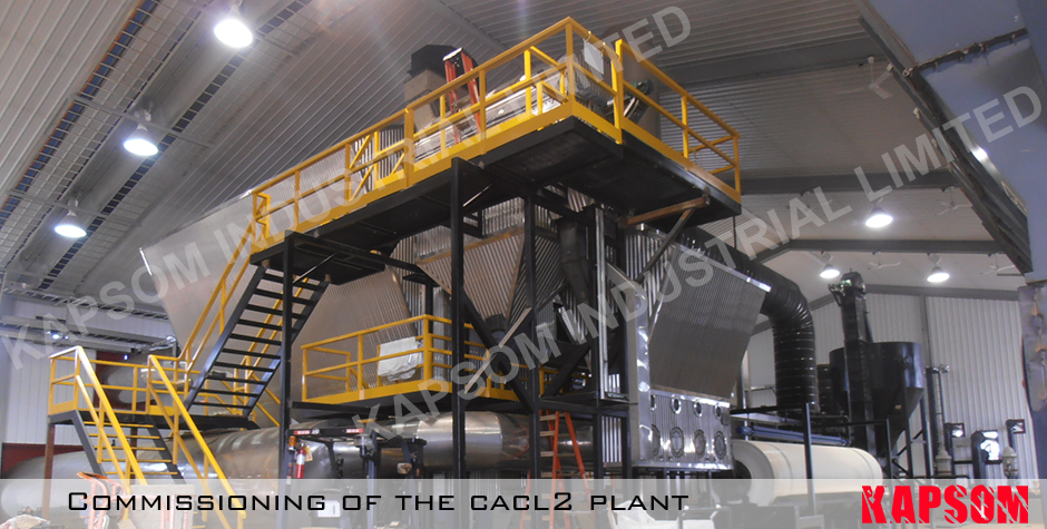 Canada Calcium Chloride Plant 1606-2