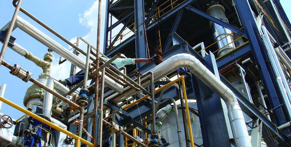 Kapsom Industrial Limited Calcium Chloride Plant