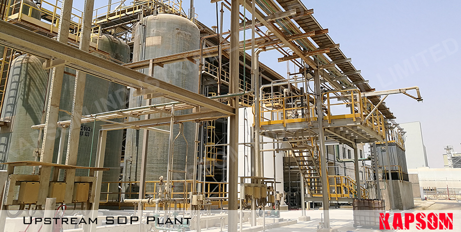 Upstream SOP Plant